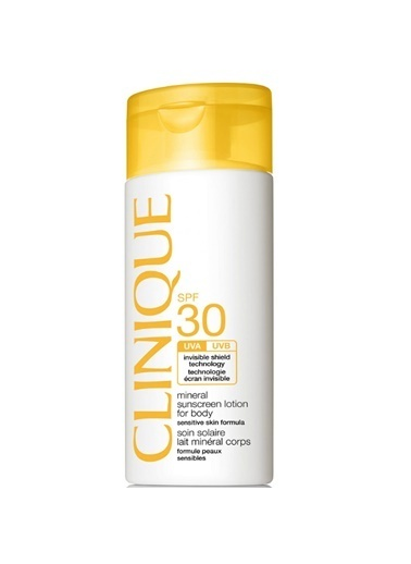 Spf 30 Mineral Suncreen Lotion Vücut Kremi-Clinique